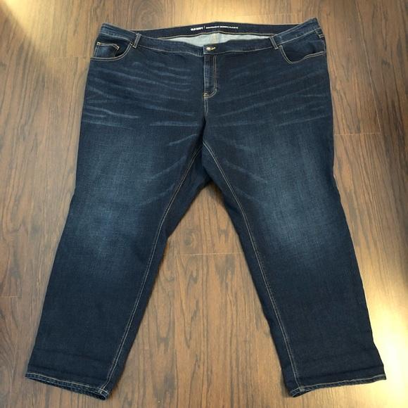 "Old Navy Denim - Old Navy Jeans Size 30 waist 56"" Boyfriend Skinny"